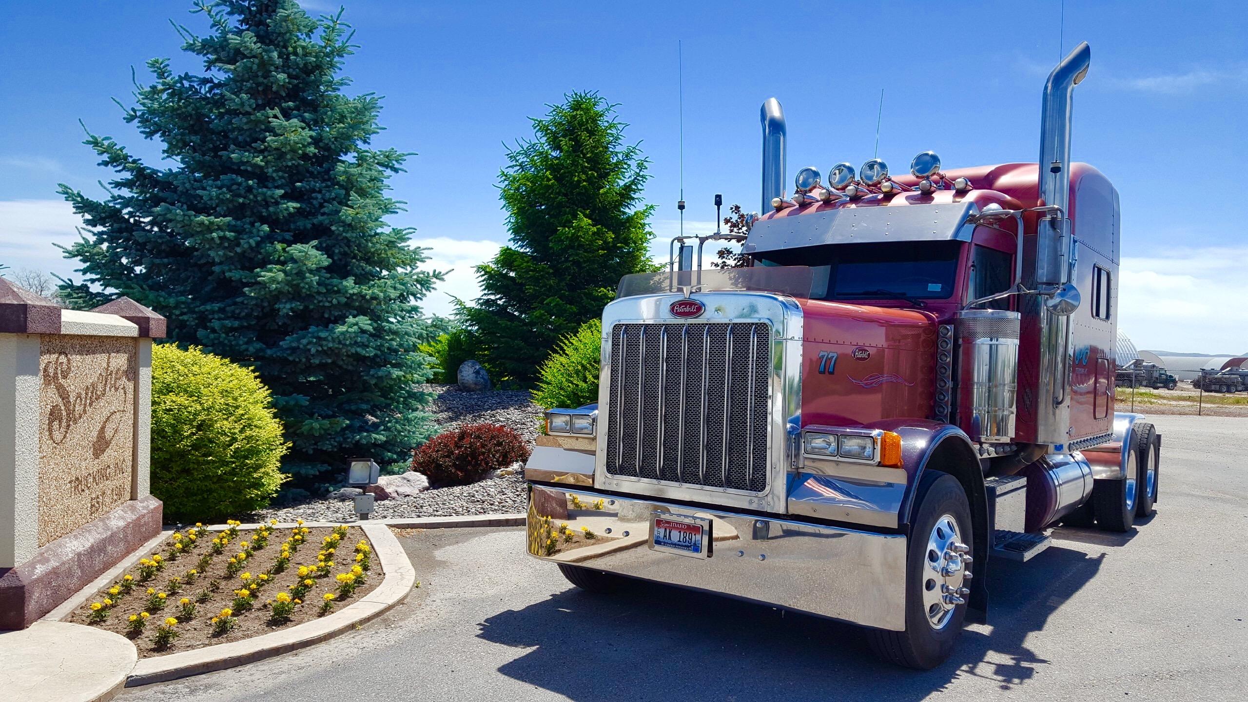 Sanchez Trucking, Inc    Blackfoot, ID   Truck Washouts