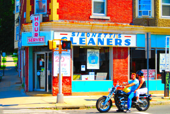 SIMONETTI'S CLEANERS & BIKE