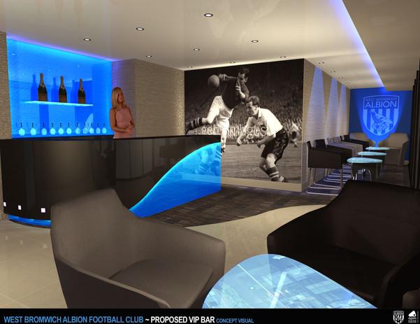 West Bromwich Albion - VIP Bar Visual.jp