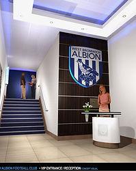 West Bromwich Albion - VIP Entrance REV