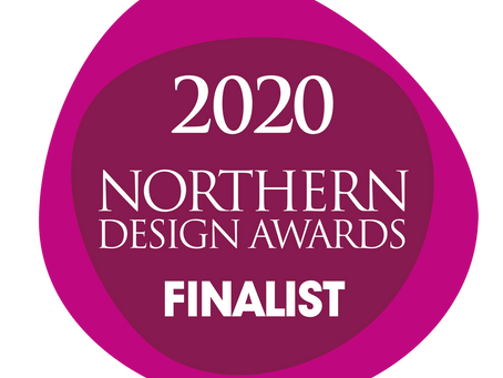 Northern Design Awards Finalist!