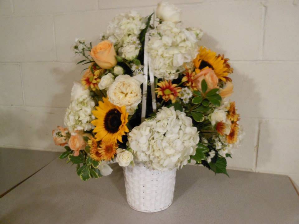 SunflowerArrangement