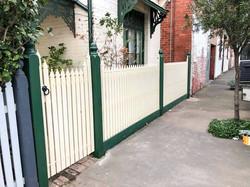 Heritage Picket Fence