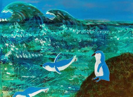 Fairy Penguins Parade