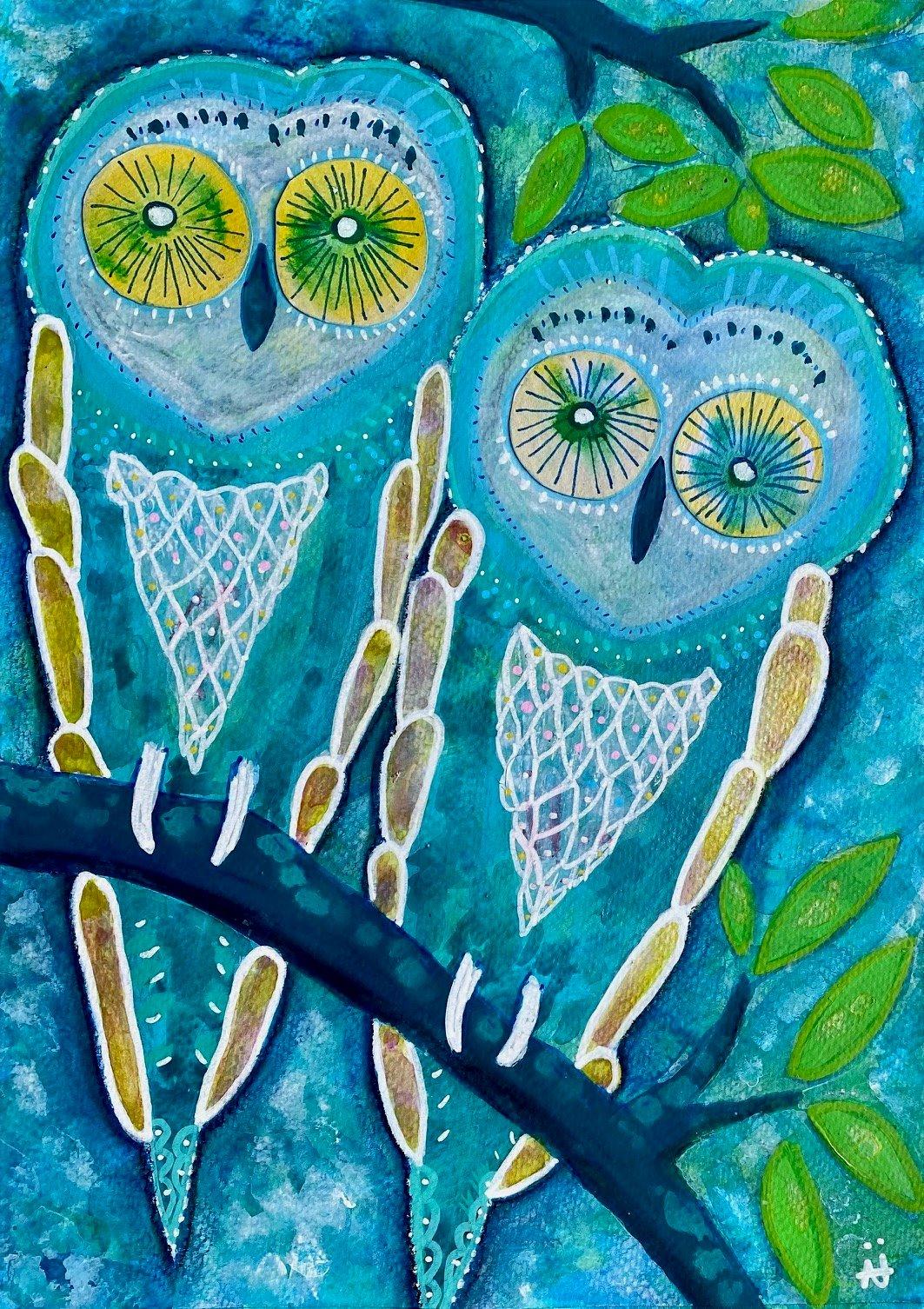 Owl family