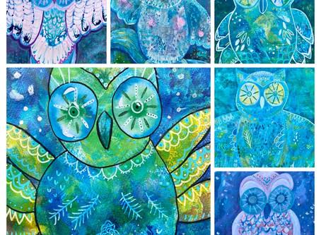Owls- The Beginning of Wisdom