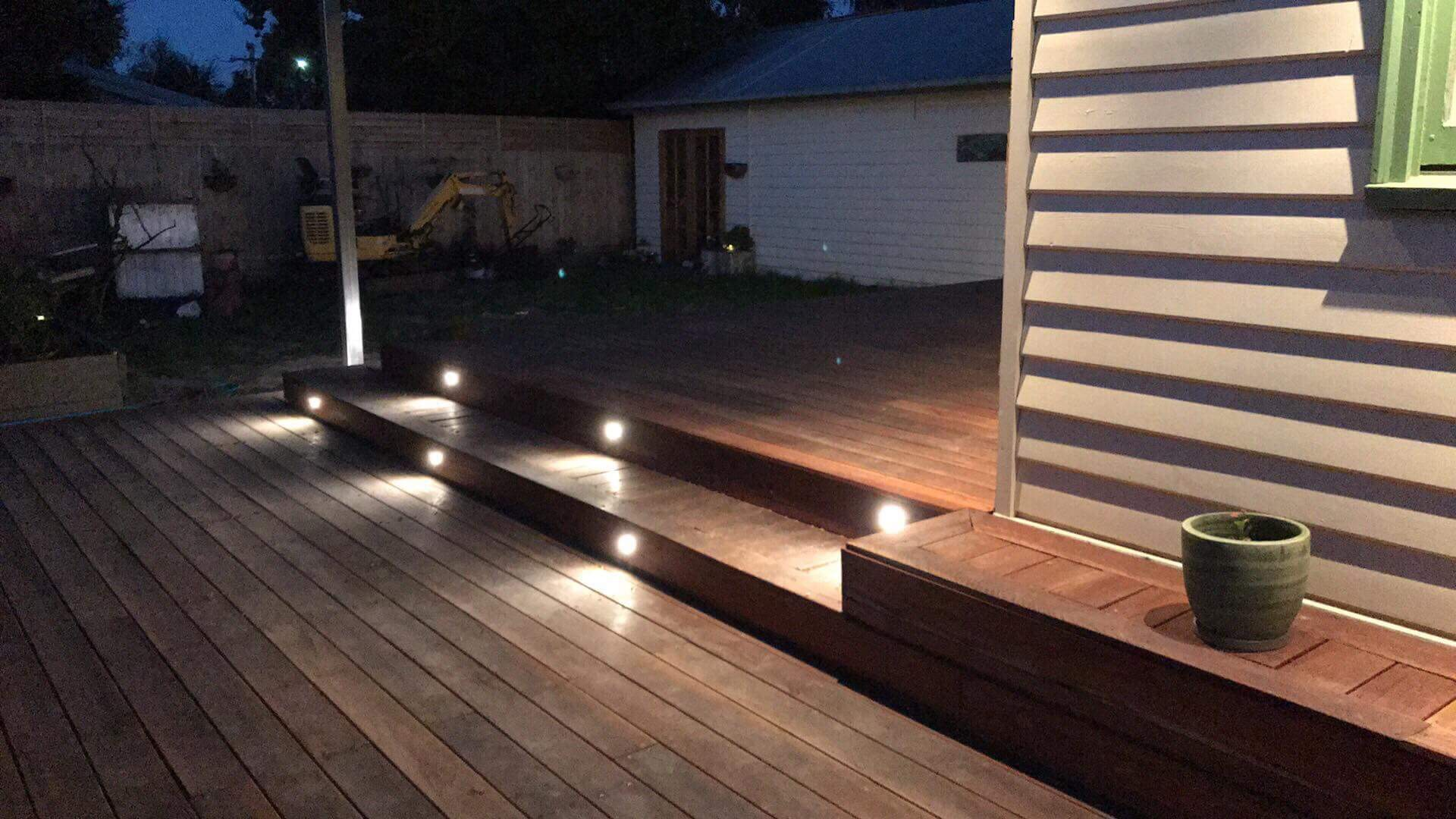 Deck Lighting