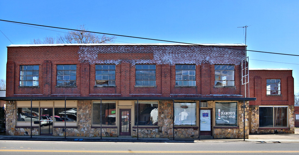 Hamilton on Main (Pre-Renovation)
