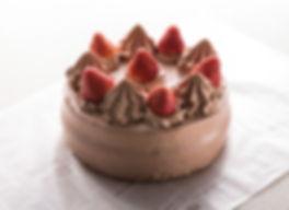 デイジイの美味しいパン_生チョコデコレーション