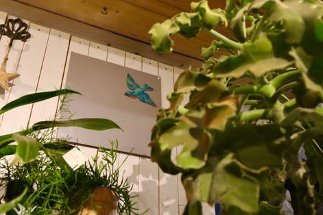 MIDORI FLOWER 021120|Takako Kanawa|Shoichi Design|金輪 貴子|金輪 貴子