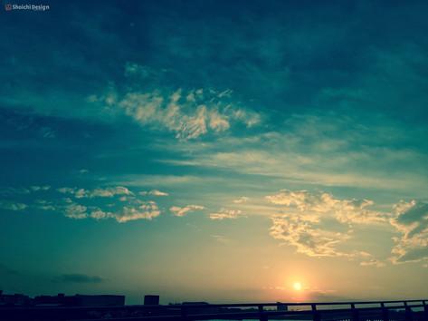 Tokyo Sunset Takako Kanawa Shoichi Design 金輪貴子