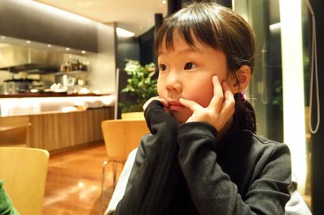 Nina at the Swan Cafe on 7th Birthday|Takako Kanawa|Shoichi Design|金輪 貴子