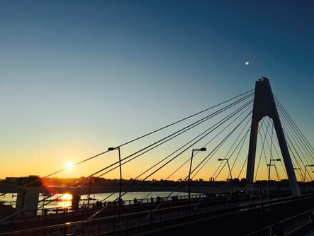 Sunset|空の写真|Takako Kanawa|Shoichi Design|金輪 貴子