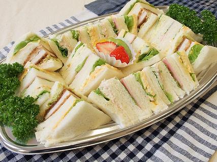 おいしいケーキとパンの店|パーティーサンド C.jpg