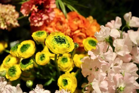 MIDORI FLOWER 021120|Takako Kanawa|Shoichi Design|金輪 貴子