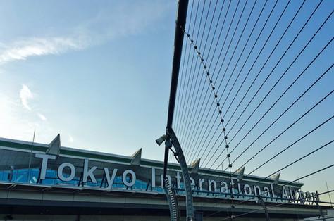 Tokyo International Airport|Sky Photo|Haneda|Tokyo|Japan|空の写真|東京国際空港|Takako Kanawa|Shoichi Design|金輪 貴子