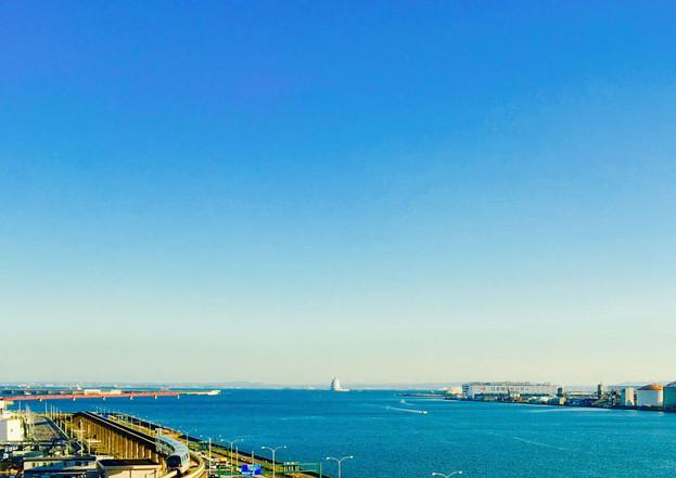 Sky Photo|View from Tokyo International Airport|Haneda|Tokyo|Japan|空の写真|東京国際空港|Takako Kanawa|Shoichi Design|金輪 貴子