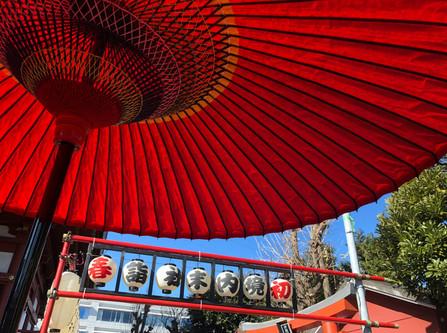 Haneda Shrine|羽田神社|Takako Kanawa|Shoichi Design|金輪 貴子