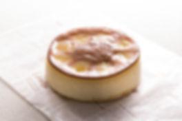 デイジイの美味しいパン_スイスのスフレチーズケーキ