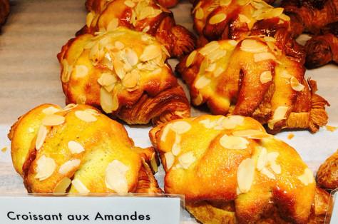 Croissant aux Amandes|Bread|Takako Kanawa|Shoichi Design|金輪 貴子