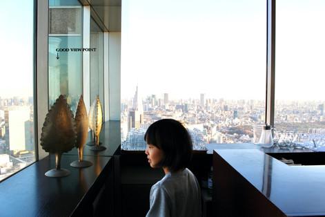 Nina at the Tokyo Metropolitan Government|Takako Kanawa|Shoichi Design|金輪 貴子