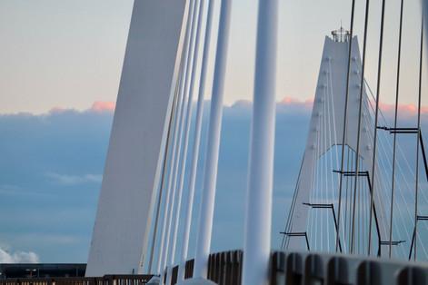 Daishi Bridge|Haneda|Sky Photo|羽田|空の写真|Takako Kanawa|S