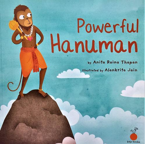 Powerful Hanuman