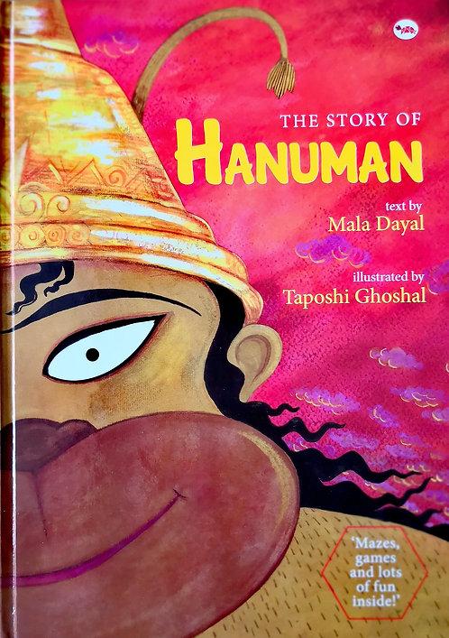 The Story of Hanuman