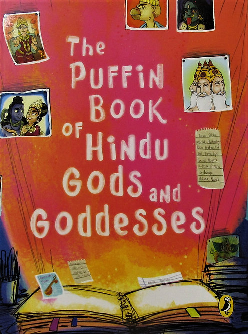 The Puffin Book of Hindu Gods and Goddesses