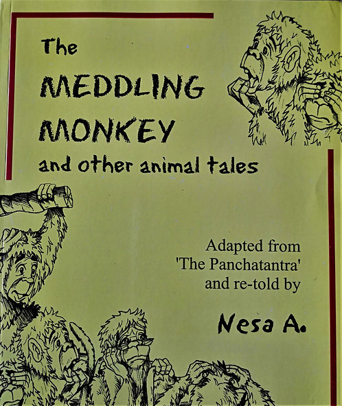 The Meddling Monkey and Other Animal Tales