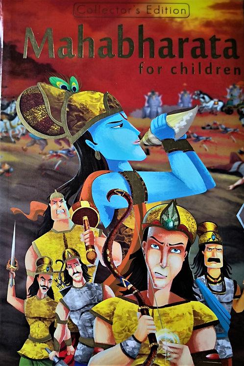 Mahabharata for Children: Collector's Edition