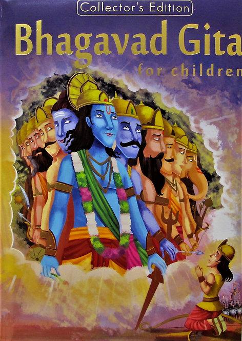 Bhagavad Gita for Children: Collector's Edition