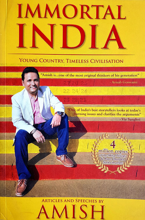 Immortal India: Young Country, Timeless Civilisation