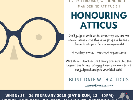 Blind Date with Atticus