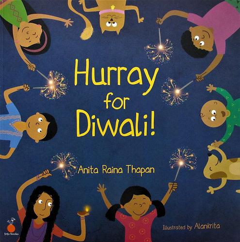 Hurray for Diwali!
