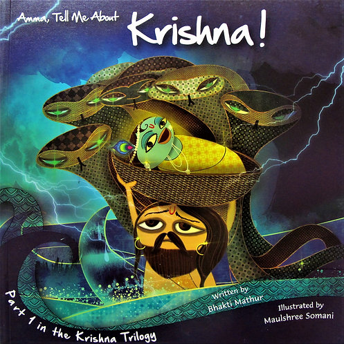 Amma, Tell Me About Krishna - Trilogy