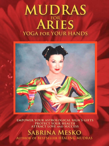 MUDRAS for Aries ©SabrinaMesko.com