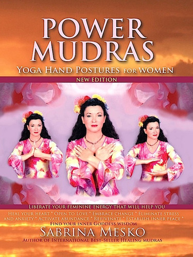 POWER MUDRAS by Sabrina Mesko