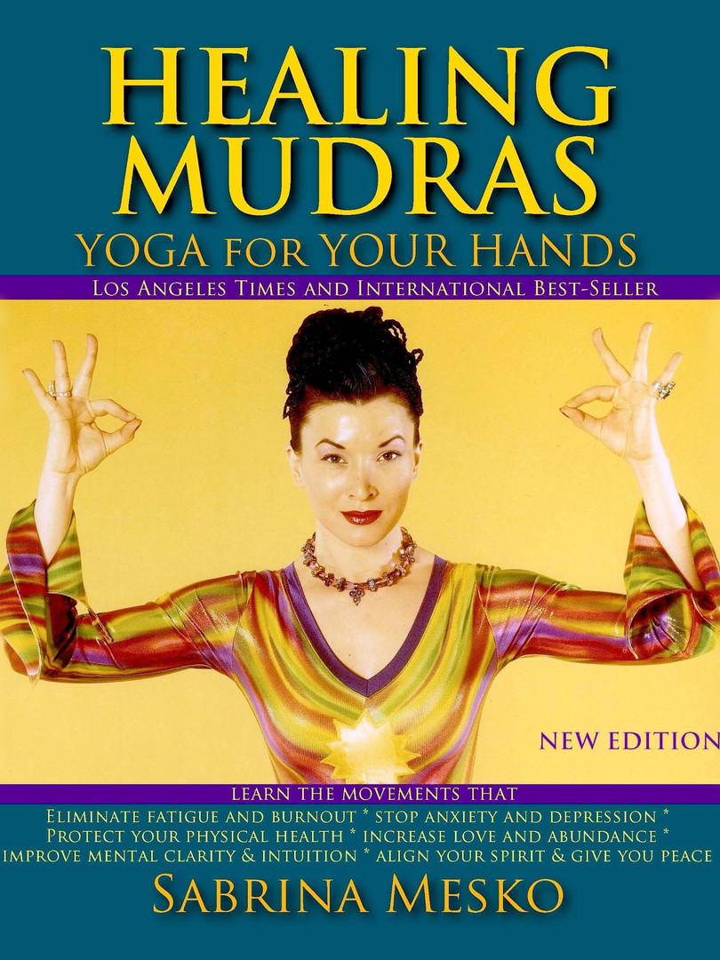 HEALING MUDRAS by Sabrina Mesko