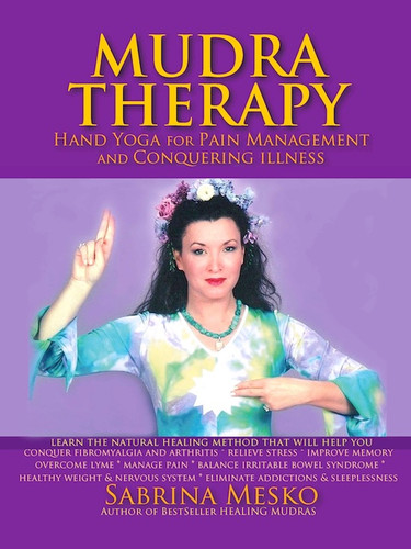 MUDRA THERAPY by Sabrina Mesko