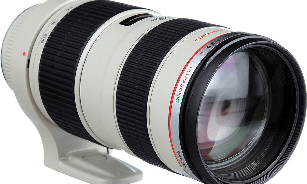 Canon EF 70-200 f/2.8L IS