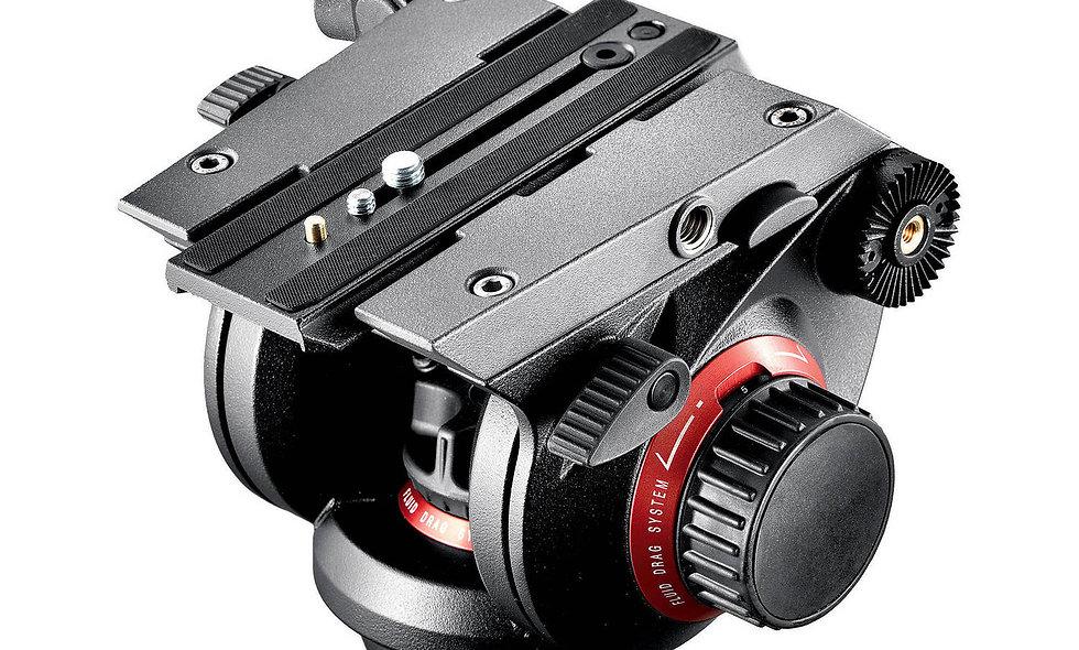 Manfrotto 504HD Tripod Kit