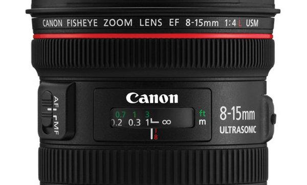 Canon EF8 - 15mm f/4L