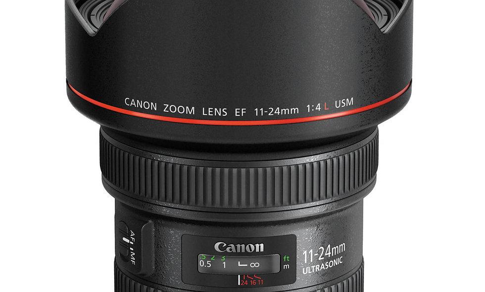Canon EF 11 - 24mm f/4L USM