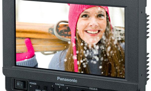 "Panasonic BT-LH80W 7.9"" HD LCD Monitor"