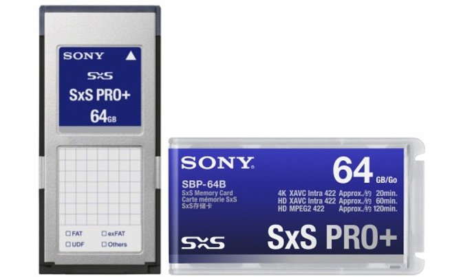 Sony SXS Card - 64GB
