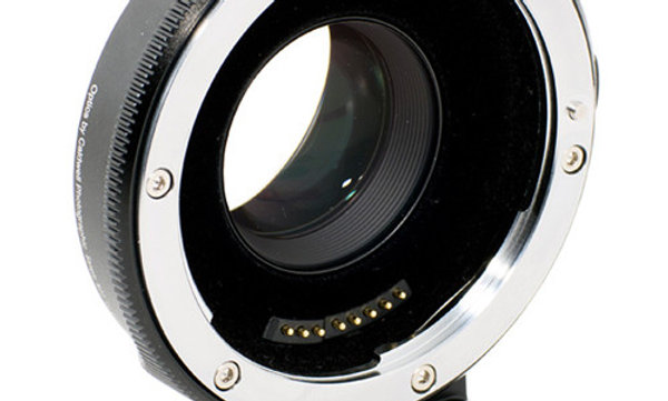Metabones Speed Booster EF Lens to MFT