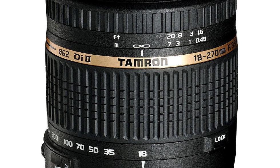 Tamron AF18-270mm f/3.5-6.3 Zoom Lens