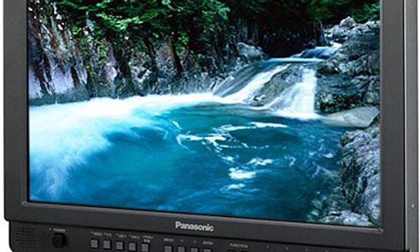 "Panasonic BT-LH1700 17"" HD LCD Monitor"