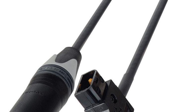 P-Tap to 4-Pin XLR Male